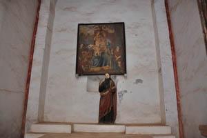 Церковь св. Франциска Ассизского, мать и ребёнок