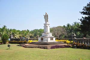 Статуя Пресвятого Сердца Иисуса