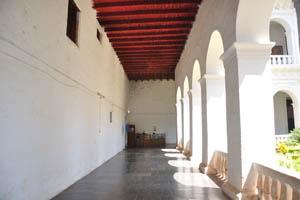 Базилика Бом Иисус, арочный павильон