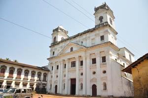 Монастырь св. Каэтана