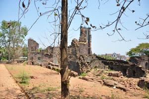 Башня св. Августина и монастырь святой Моники