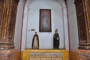 Церковь св. Франциска Ассизского, Капелла де Порсеункула