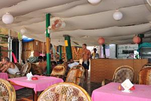 Бар и ресторан Пресли: дизайн интерьера