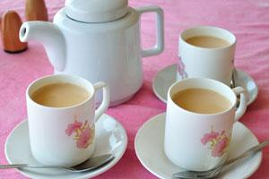 Бар и ресторан Пресли: масала чай