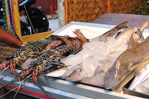 Усатые омары