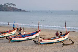 Лодки с деревянными системами балансировки