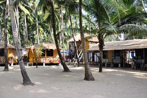 Кокосовые хижины Хай-Тайд: пляжные хижины и коттеджи