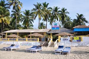 Бар и ресторан Пляжный дом, у нас есть Лавацца