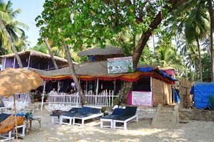Бар и ресторан Де Коста, коттеджи Де Коста, с ванной комнатой и туалетом