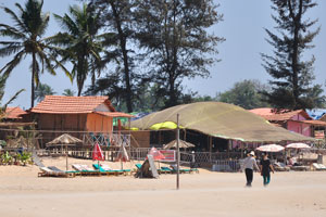 Пляжная волейбольная сетка