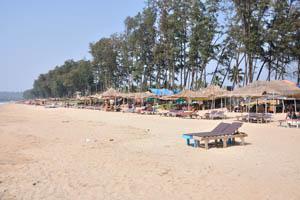 Пляж Кверим