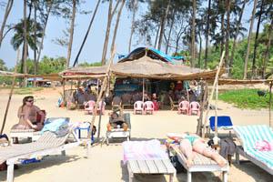 Отдых на пляже Кверим