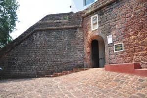 Восстановленный Форт Рейс Магос открыт Шри. Манохаром Паррикаром