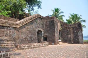 Выход из форта