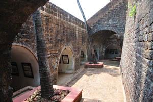 Самая нижняя часть форта