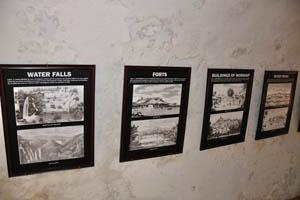 Водопады, форты, культовые здания
