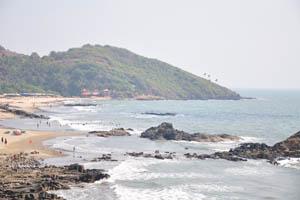 Пляж Озран, более известный как пляж Маленький Вагатор