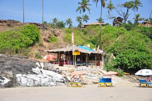 Маленький Вагатор: пляжный шек Нехал