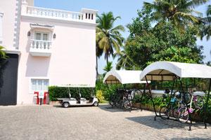 Клуб Махиндра Изумрудные пальмы 5*: прокат велосипедов
