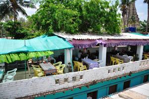 Ресторан на крыше Маленькая тибетская кухня