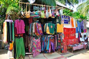 Магазин одежды Ума Шанкар