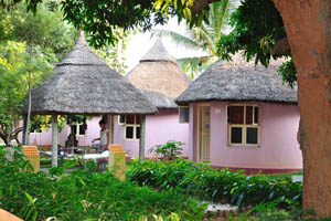 Гостевой дом Маугли, коттеджи
