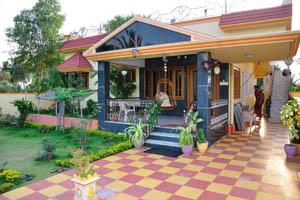 Дом для богатых туристов