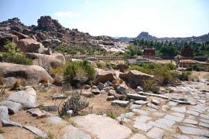 Храм Ачуита Райяс и улица Куртизанок