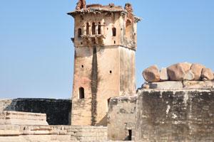 Сторожевая башня - Занана