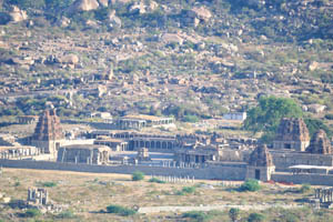 Храмовый комплекс Виттала - Каллина Ратха (каменная колесница)