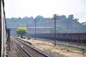 Мост железнодорожной станции Кастл Рок