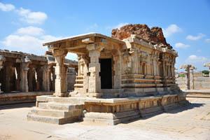 Один из северных храмов