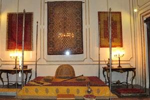 Королевское сиденье