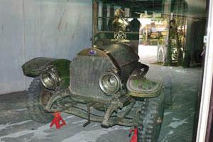 Ретро-автомобили: древний королевский фиат