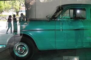 Ретро-автомобили: 1952 Паккард