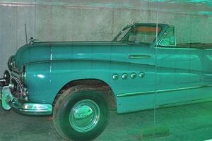 Ретро-автомобили: 1947 Бьюик Супер Кабриолет Купе