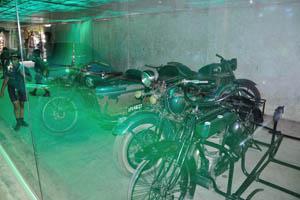 Древние мотоциклы