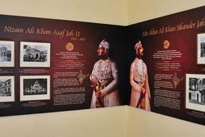 Низам Али Кхан Асаф Джах II и Мир Акбар Али Кхан Сикандер Джах Асаф Джах III
