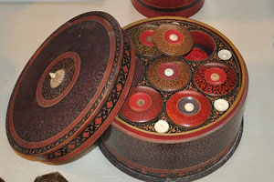 Разукрашенные ремесленные изделия штата Андхра-Прадеш
