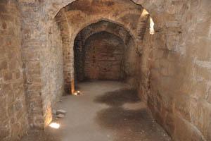 Тюрьма Рамдас внутри, комната без окон