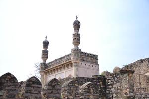 Минареты мечети Ибрагима