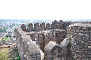 Одна из структур форта