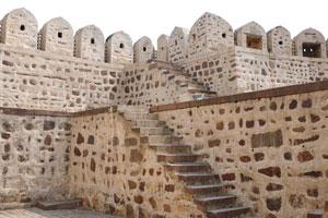 Настенные лестницы