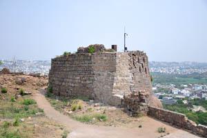 Странная структура форта