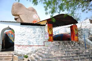 Храм Шри Джагадамба Маханкали