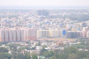 Хайдерабад, современный район