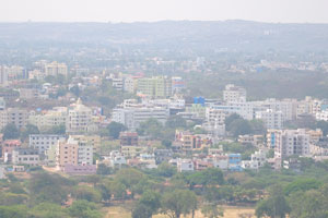 Хайдерабад, новые квартирные дома
