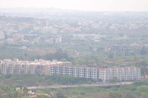 Хайдерабад, жилой квартал