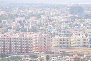 Самый современный индийский город