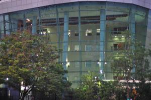 Современное здание корпорации Делл